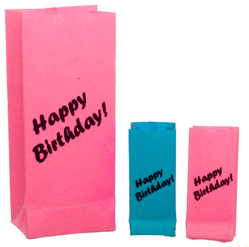 Birthday Gift Bags Set