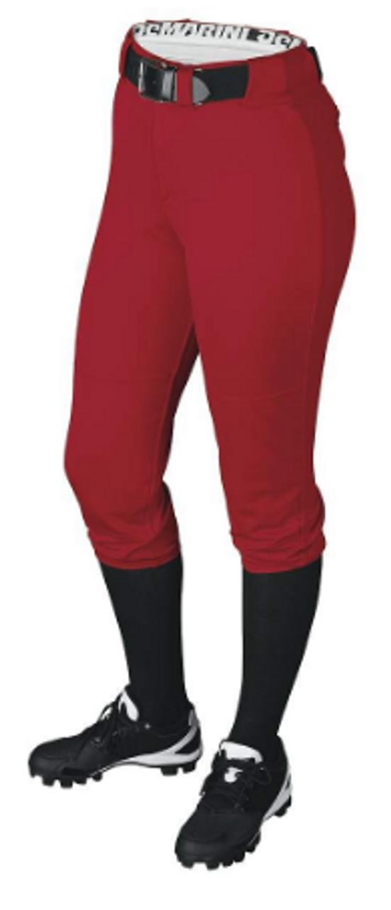 c06208d1e3d DeMarini Women s Fierce Pants - Legends Athletic Supply