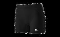 Mizuno Low Rise Padded Sliding Shorts