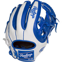 "Rawlings Liberty Advanced Color Series Royal/White Glove 11.75"" RHT"