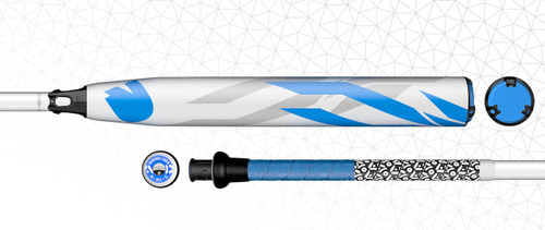 """Introducing the future of game-time adjustments, the CF-XD (-10) fastpitch bat engineered with the Adjustable on Demand Knob.  PRODUCT FEATURES 14"""" Paraflex Plus Composite Barrel Design AOD (Adjustable on Demand) Knob creates three bat length options and enables batters to make real-time adjustments at the plate 3-Fusion Endcap 3-Fusion Handle Half and Half 2-Piece Design  SPECS Product SKU(s)WTDXCFE 2131-19, WTDXCFE 2232-19, WTDXCFE 2333-19, WTDXCFE 2434-19 Barrel Diameter2 1/4 Inches SeriesD-LAB CertificationUSSSA, ISA, NSA, ASA, ISF Barrel MaterialComposite Model Year2019 Weight Drop-10"""