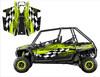 RZR4-900 4-SEATER 2011-2014 Design 3500