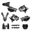 YZ 125 & YZ 250 2002-2014 Design 2600