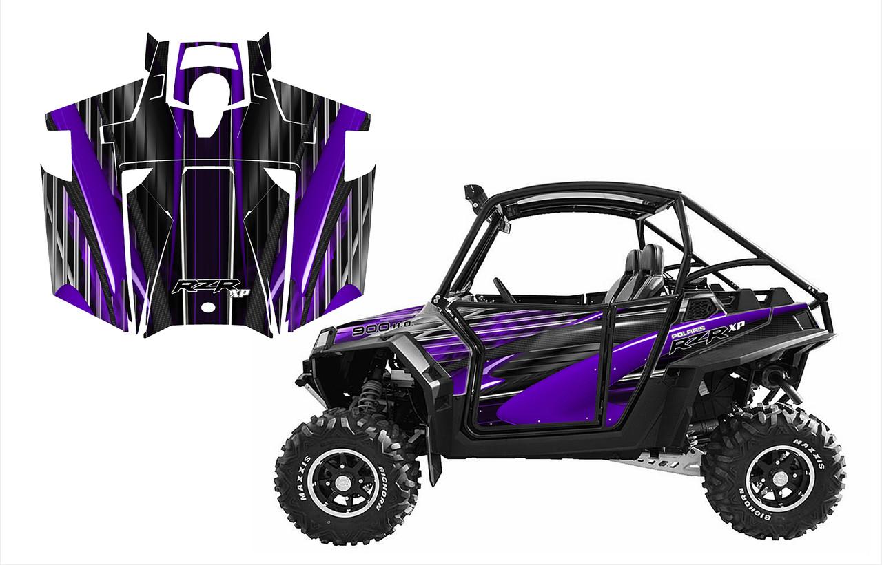 RZR 900XP 2011-14 Design 3333