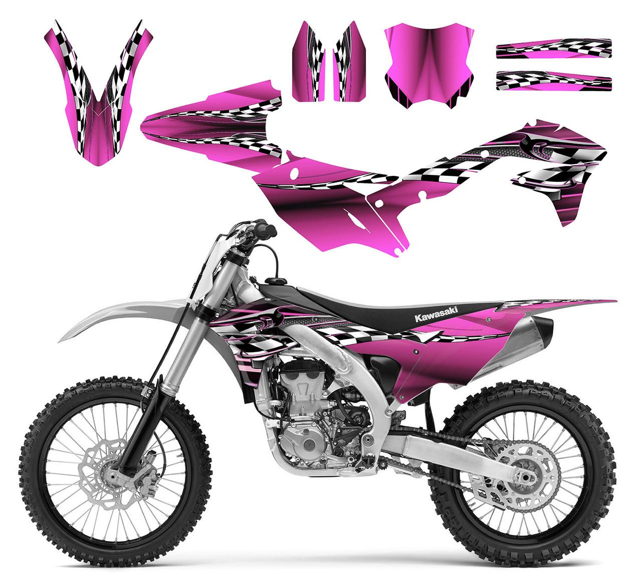 KX 450F 2016 -2018 Design 2500