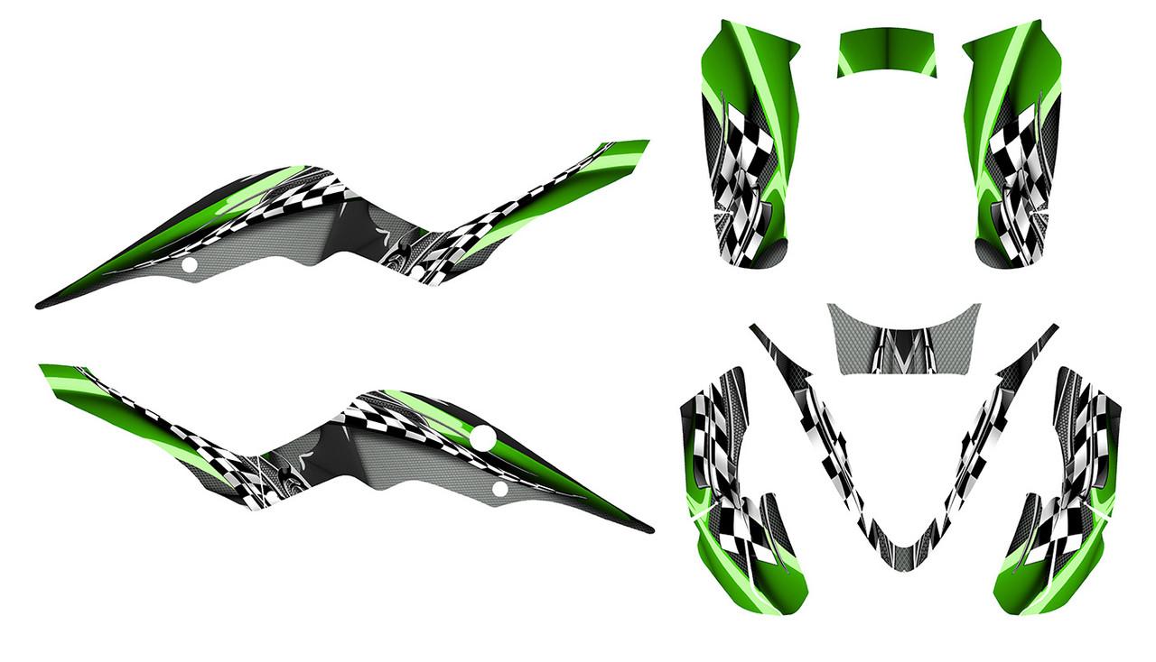 Apex Pro Shark Design 2300