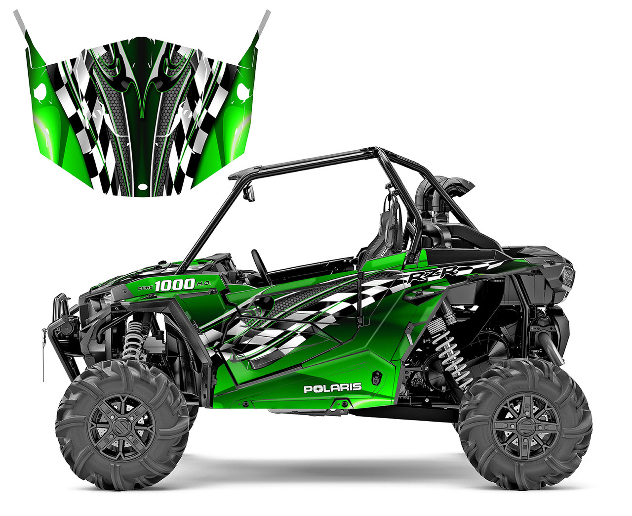 RZR-1000 2014-18 Design 2500