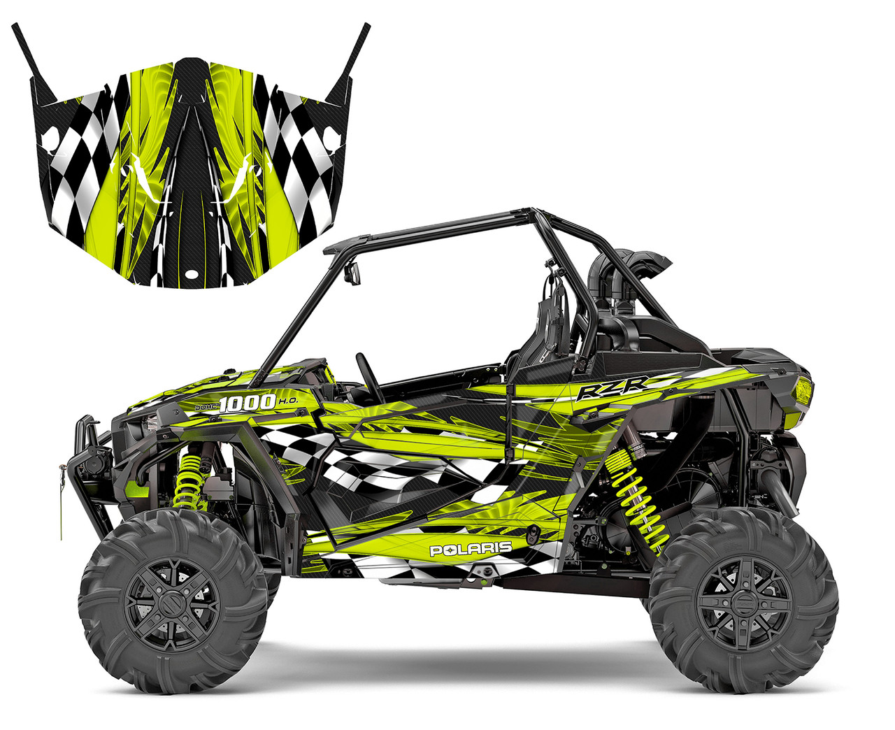 RZR-1000 2014-18 Design 3500