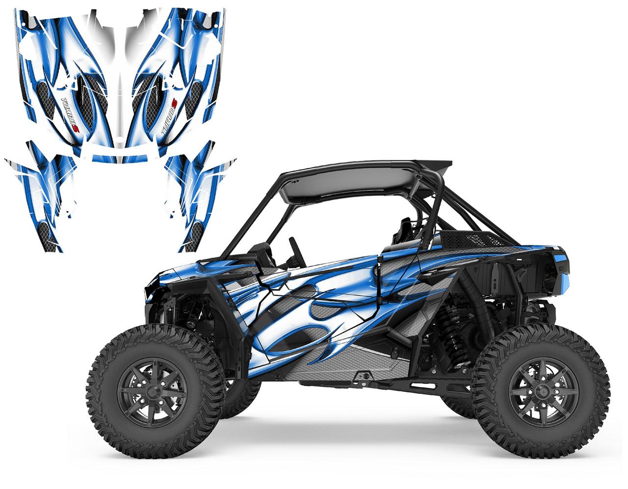 2019 Polaris XP turbo S graphics