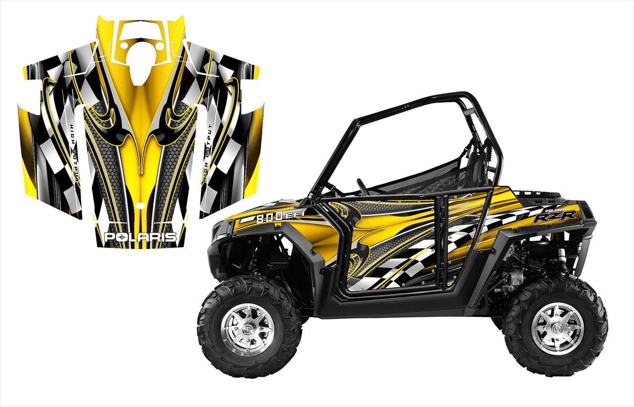 RZR 800 800S 2007-2010 Design 2500