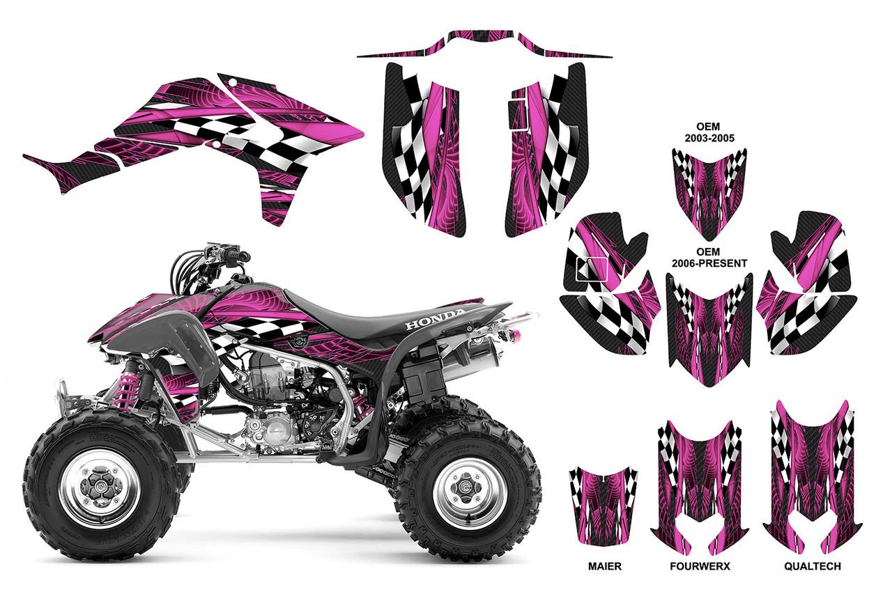 TRX 450R  Design 3500