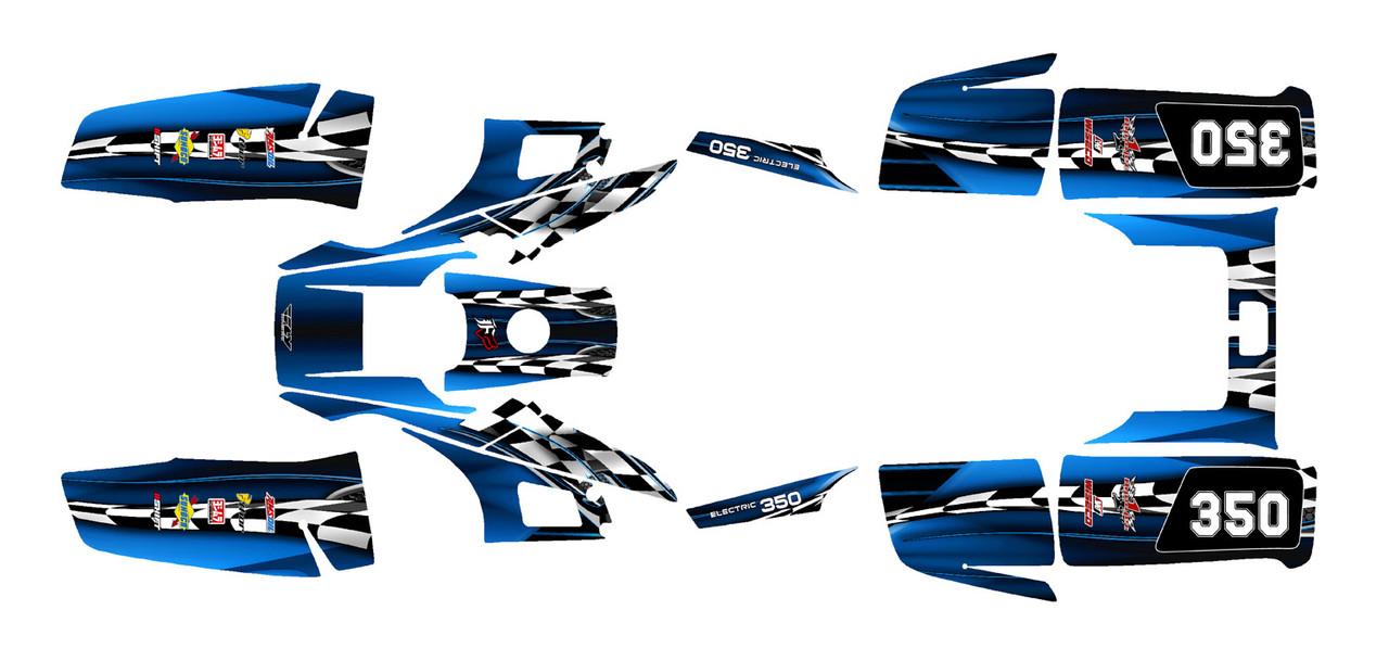 Warrior 350 Design 2500