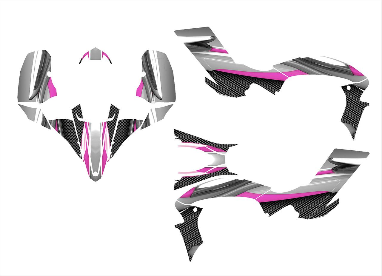 YFZ450R 2009-13 Design 5600