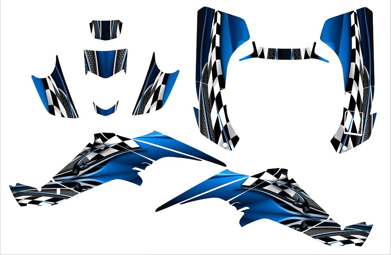 KFX400 2003-2008 Design 2500