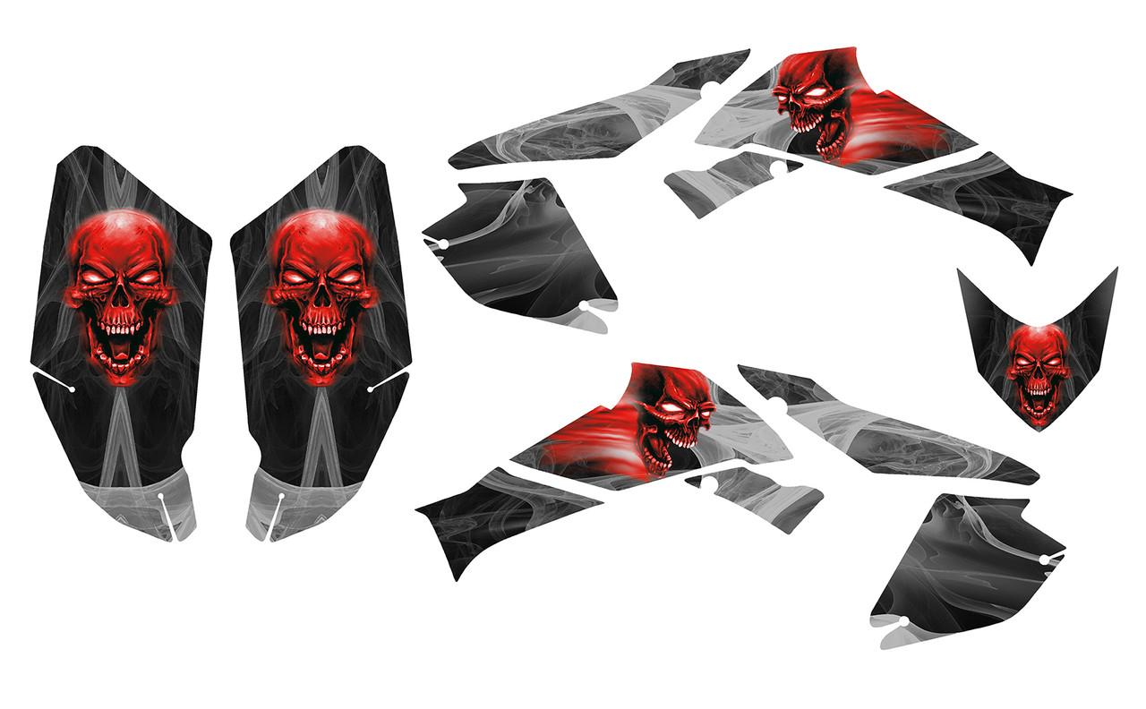 TRX250EX 250X 2006-18 Design 6666