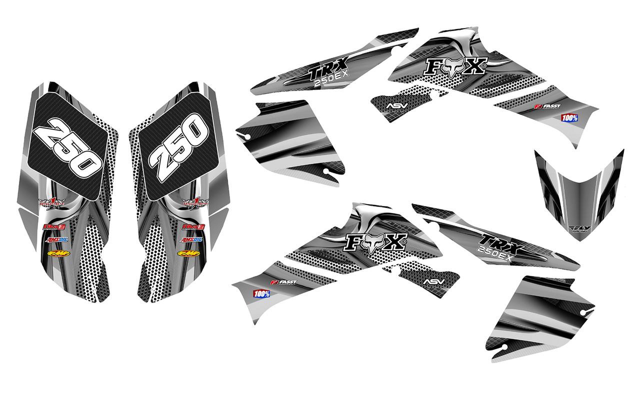 TRX250EX 250X 2006-18 Design 5900
