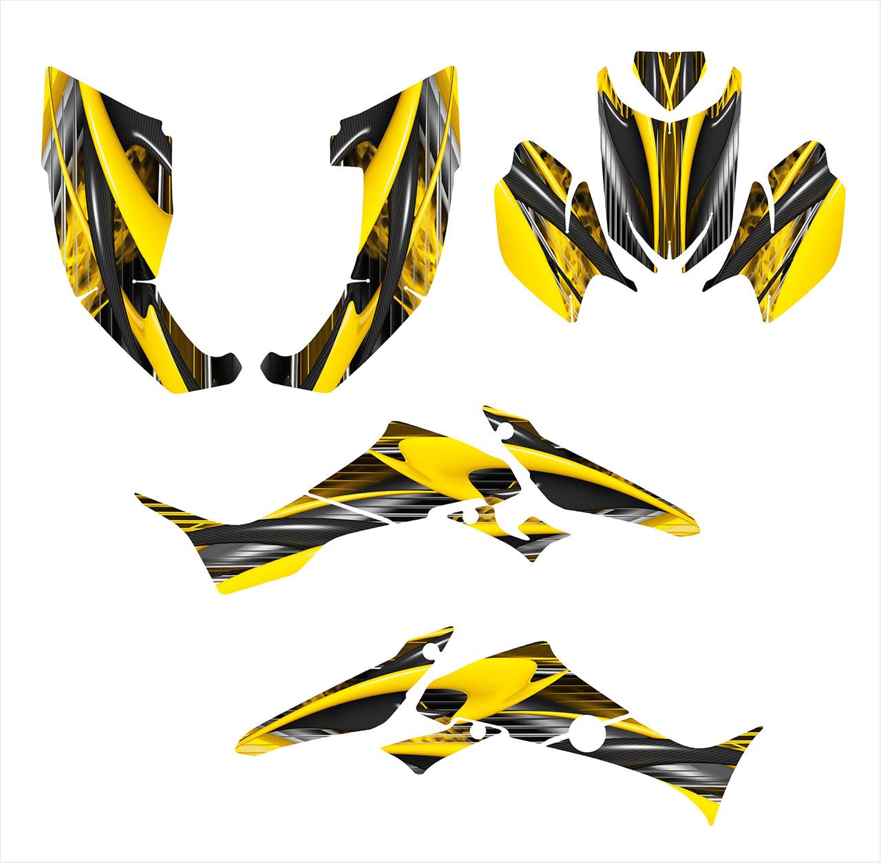 TRX300EX 2007-13 Design 3737