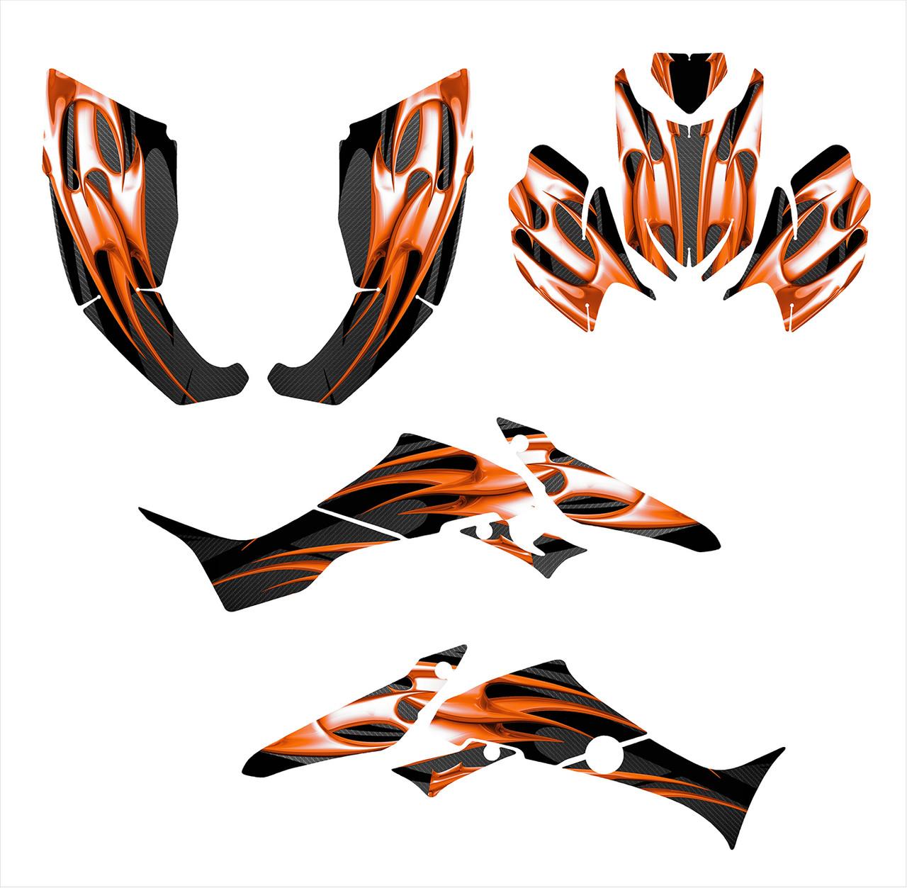 TRX300EX 2007-13 Design 1526