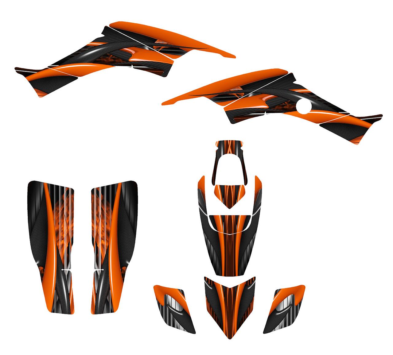 TRX400EX 1999-07 Design 3333