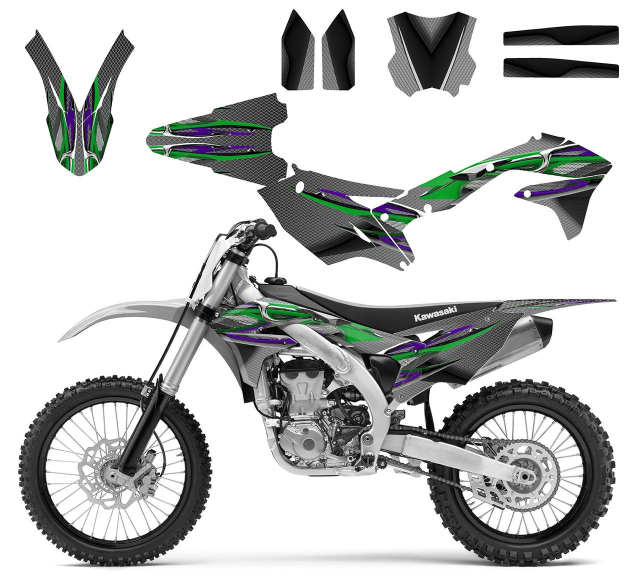 kx450f graphics kit