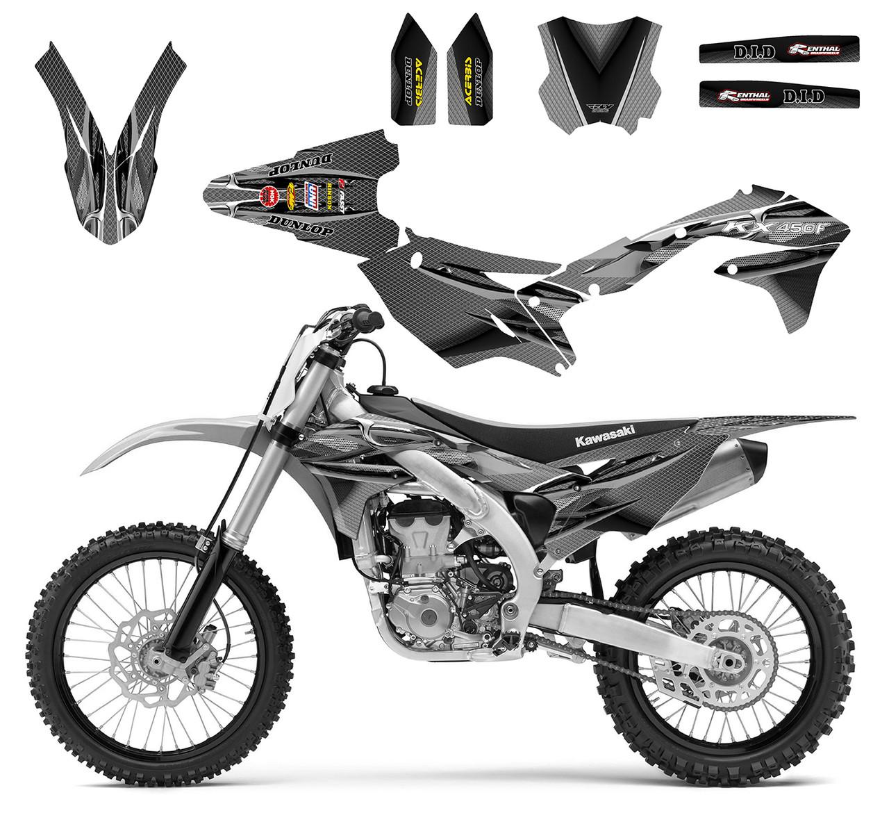 KX 450F 2016 -2018 Design 5815