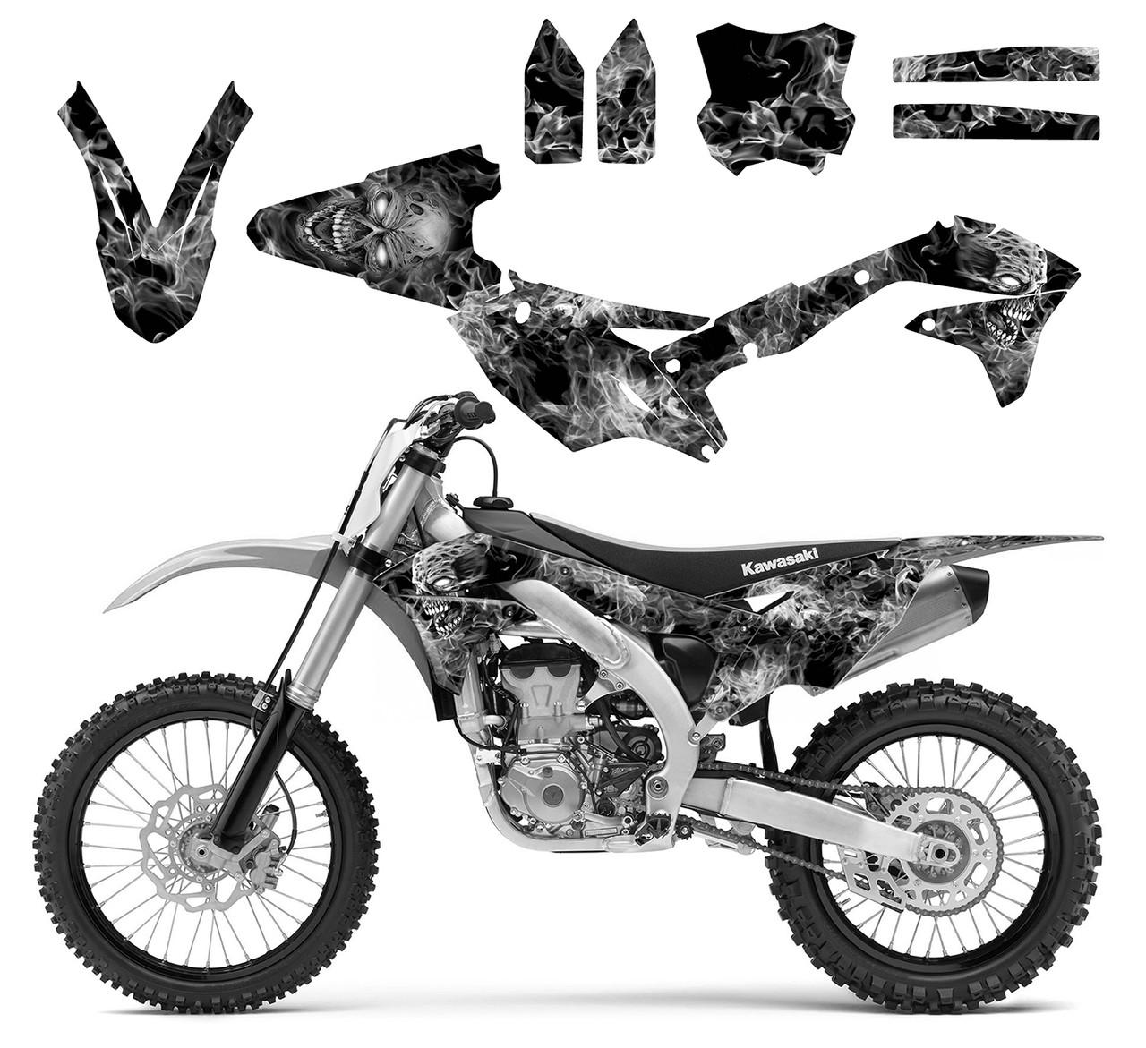 KX 450F 2016 -2018 Design 9500