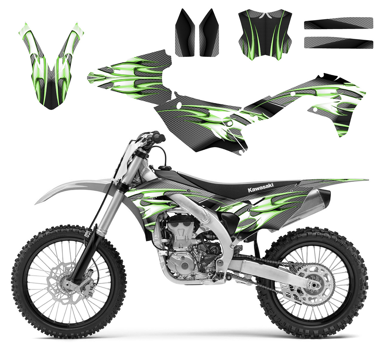KX 450F 2016 -2018 Design 1500