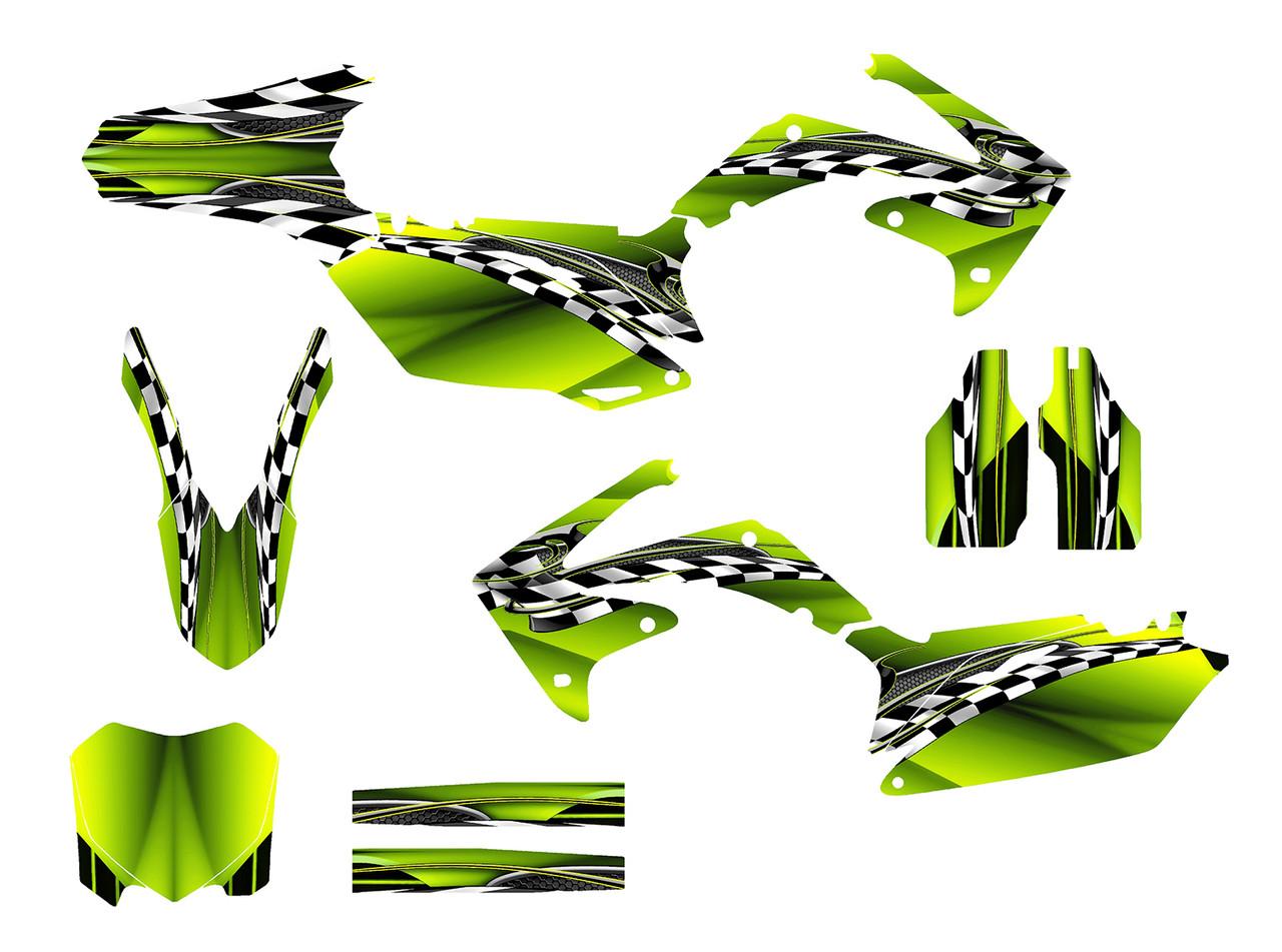 CRF250R-2010-13 & CRF450R 2009-12 Design 2500