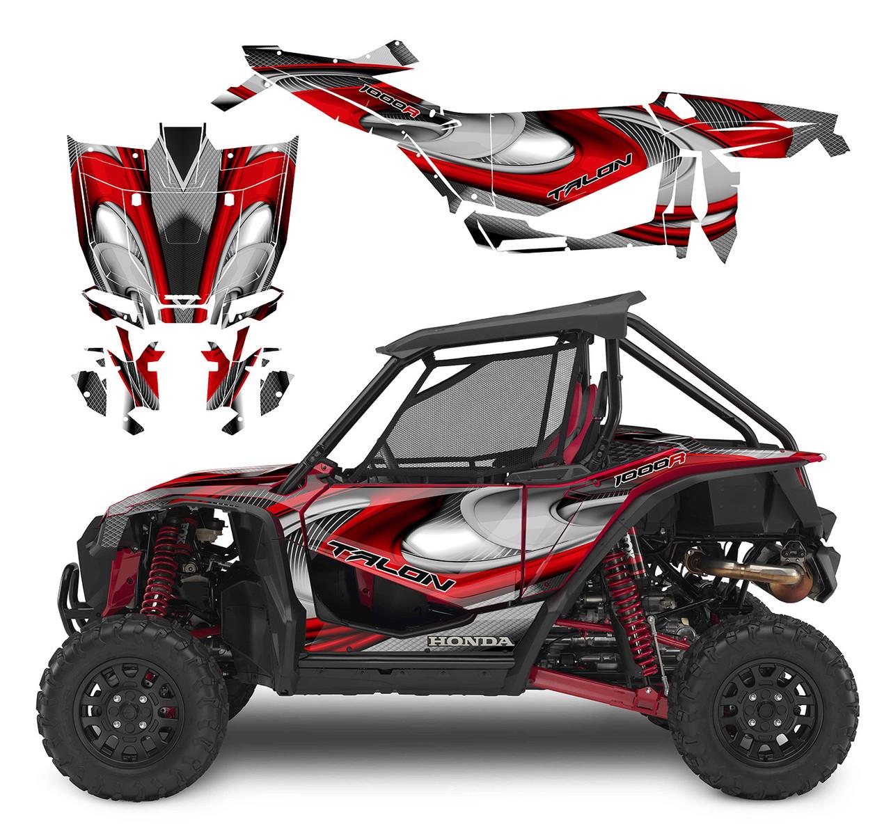 Talon 1000R X Design 3737