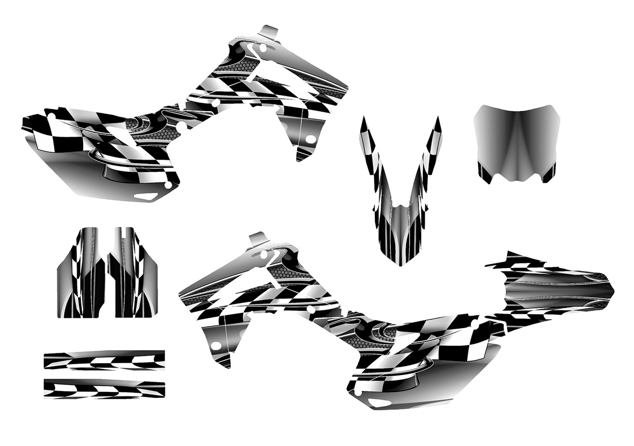 CRF250R-2014-17 & CRF450R 2013-16 Design 2500