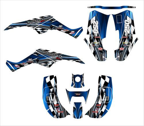 TRX250EX 2001-2005 Design 2500