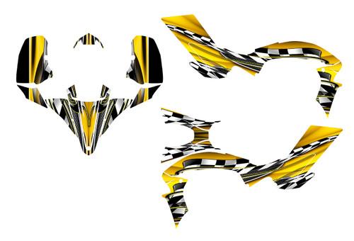 YFZ450R 2009-13 Design 2500