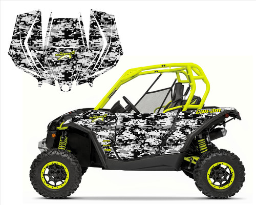 Maverick 1000X 2013-16 Design Digicamo