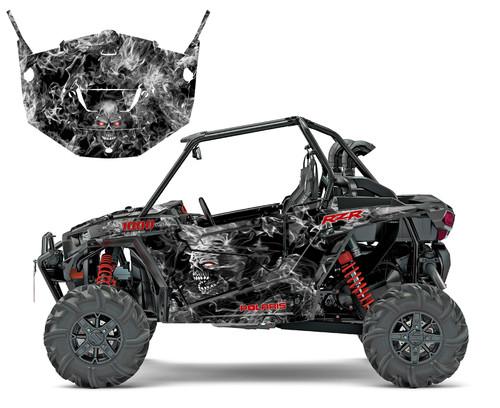 RZR-1000 2014-18 Design 9500 Zombie