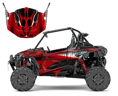 RZR-1000 2014-18 Design 1900