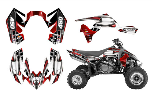 SUZUKI LTR450 Design 4444