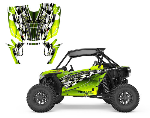 2019 RZR-1000 Turbo S XP Design 2500