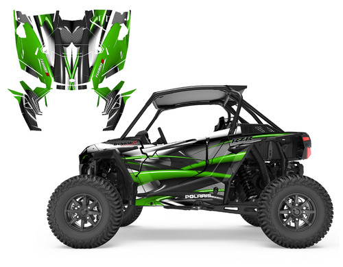2019 RZR-1000 Turbo S XP Design 1533