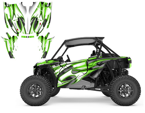 2019 RZR-1000 Turbo S XP Design 1500