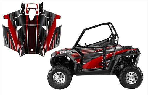 RZR 800 800S 2011-14 Design 3333