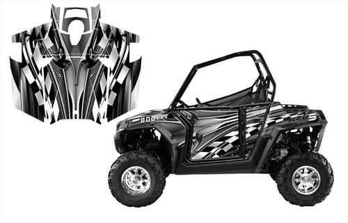 RZR 800 800S 2011-14 Design 2500