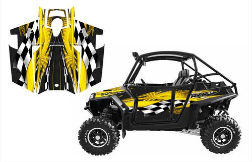 RZR 900XP 2011-14 Design 3500