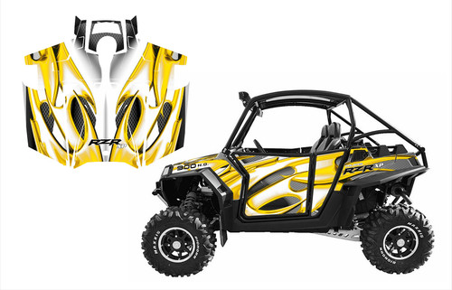 RZR 900XP 2011-14 Design 1500