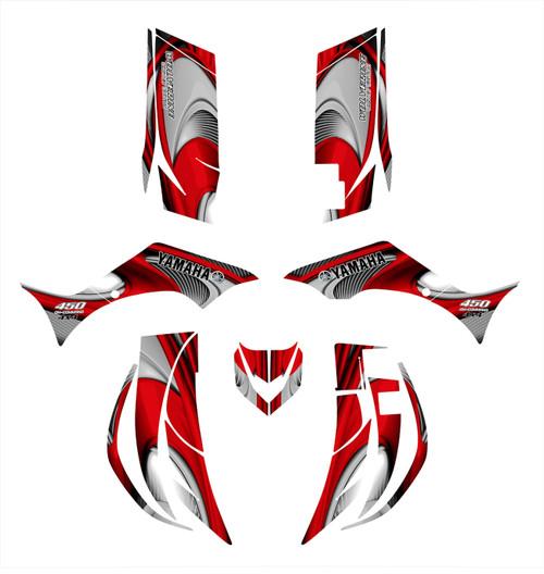 Yamaha Wolverine 450 graphics