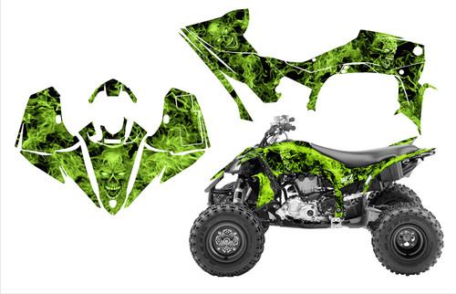 YFZ450R 2014-19 Design 9500 Zombie
