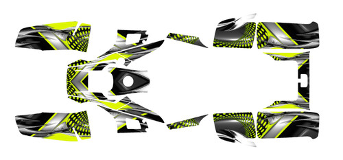 Warrior 350 Design 7777