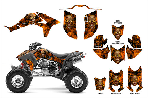 TRX 450R Design 9500