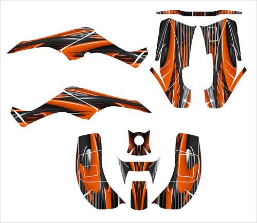 TRX250EX 2001-05 Design 3333