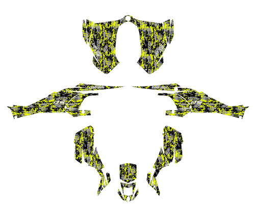 DS450 Digital Camo