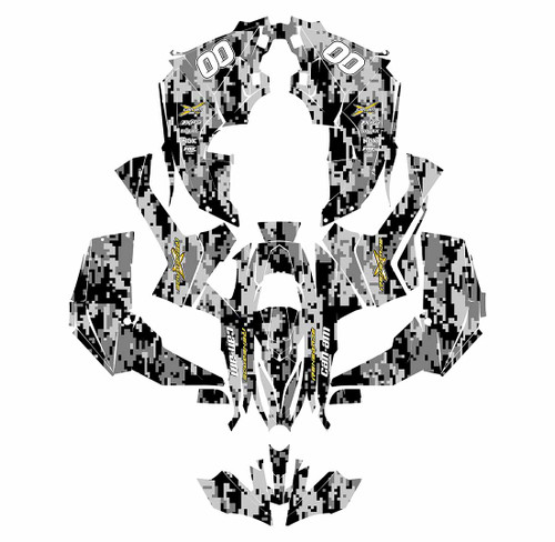 Renegade X 2nd Gen 2017-19-Digital Camo